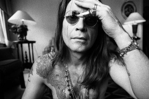 A nap, amikor Ozzy Osbourne majdnem aláírta a melltartómat