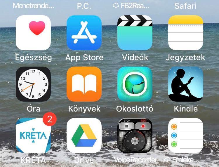 Appok, amelyek negyven felett kellenek a telefonodra
