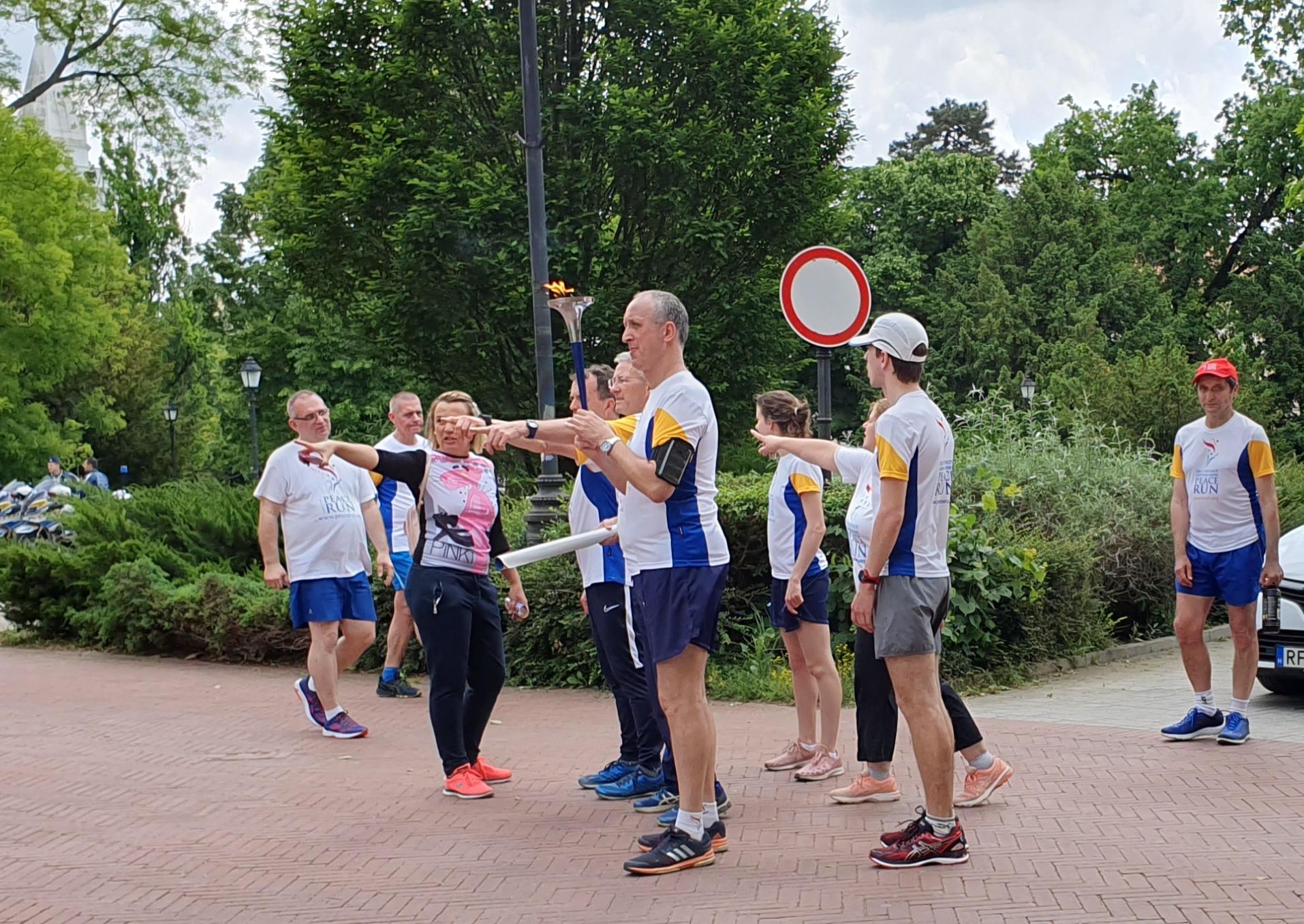 Peace Run: futással a békéért