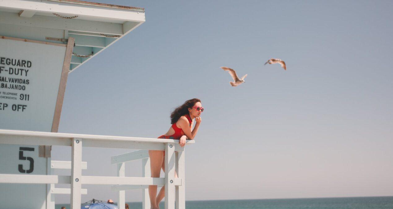 7 tipp, hogyan pózolj vízparton