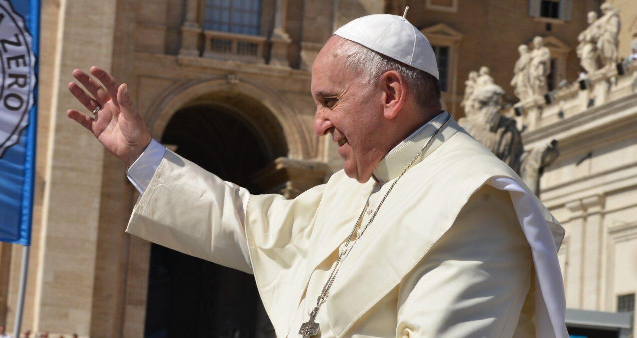5 elgondolkodtató idézet Ferenc pápától